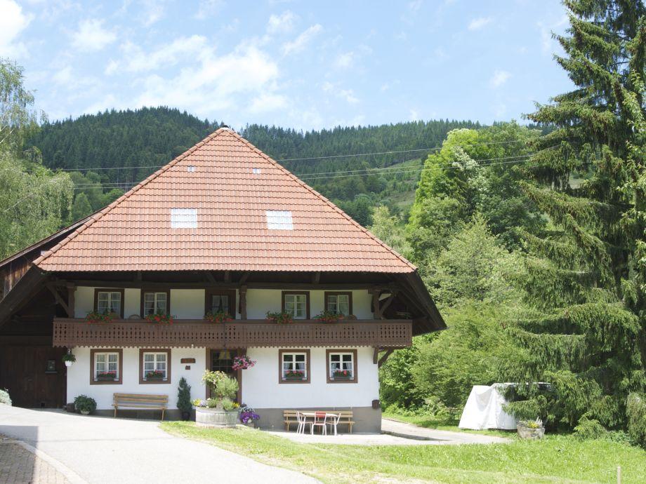 """Bauernhaus mit Fewo """"Belchen"""""""