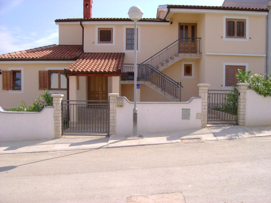 Villa Marianne - A1 - die Vorderansicht
