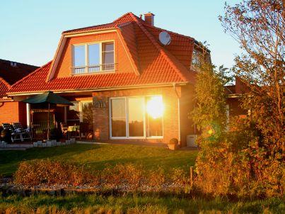 Unser Nordsee-Ferienhaus