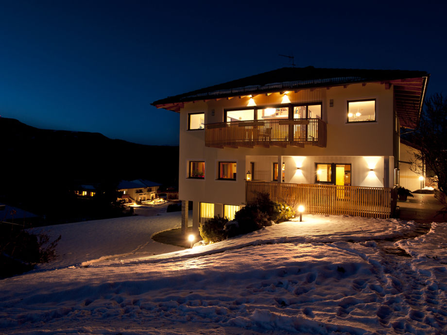 Villa Tanja Winterstimmung