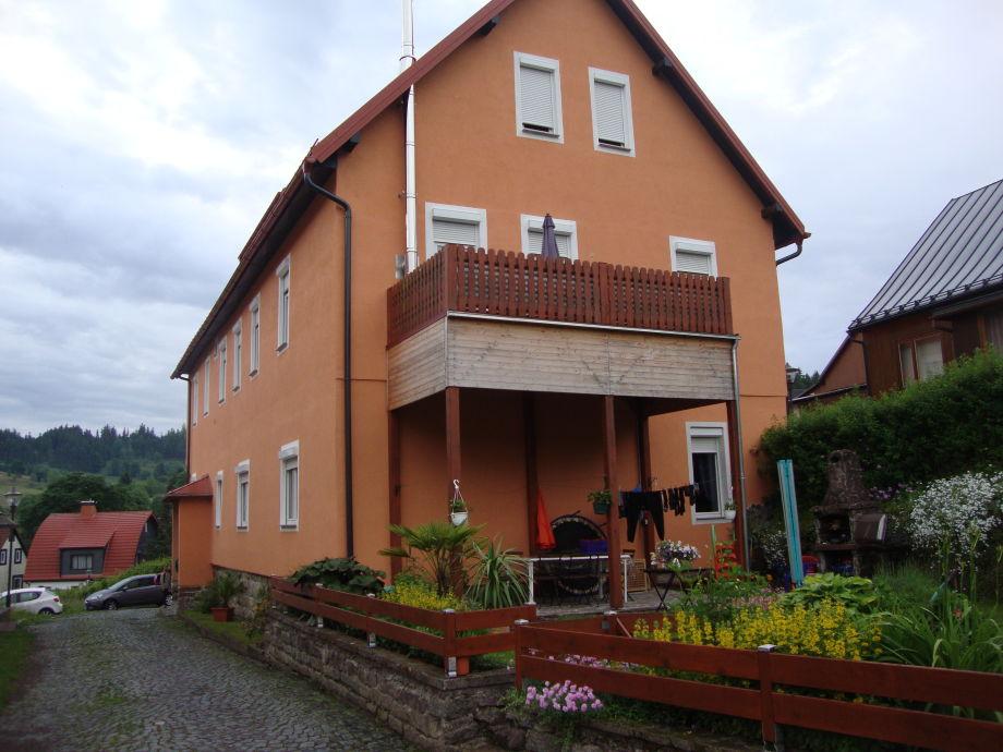 Außenaufnahme am Goethewanderweg