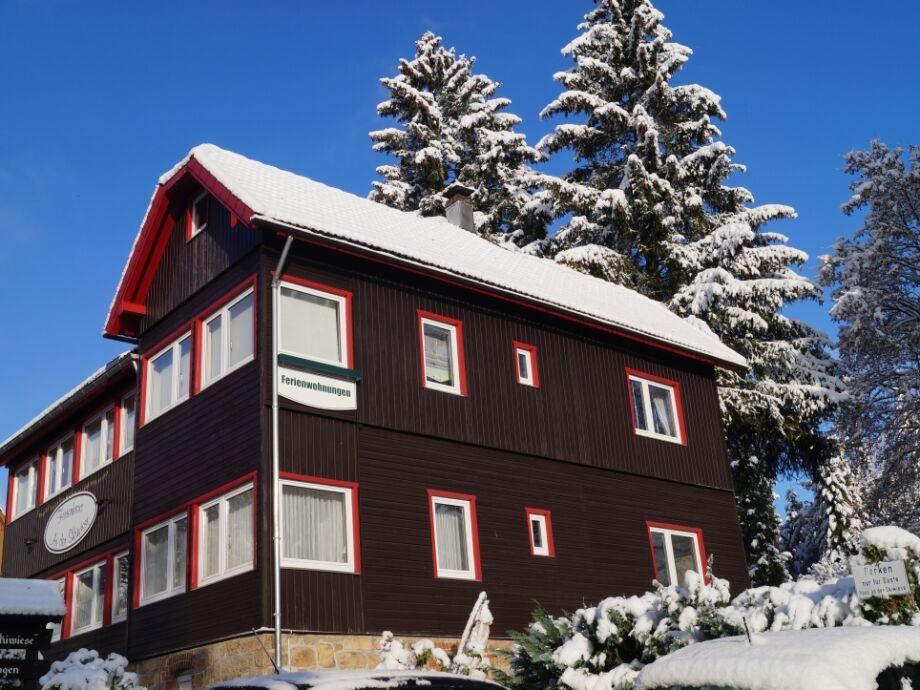 Haus an der Skiwiese