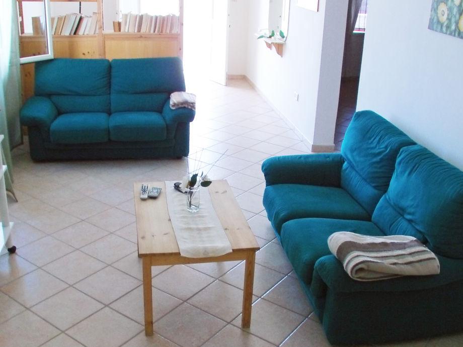 Casa Meina - Wohnzimmer