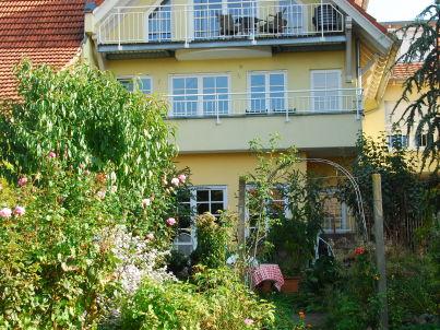 """""""Im Amselgarten"""" im Haus Naturgarten (DG)"""