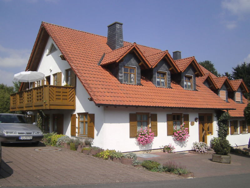 Ferienwohnung Milseburgblick
