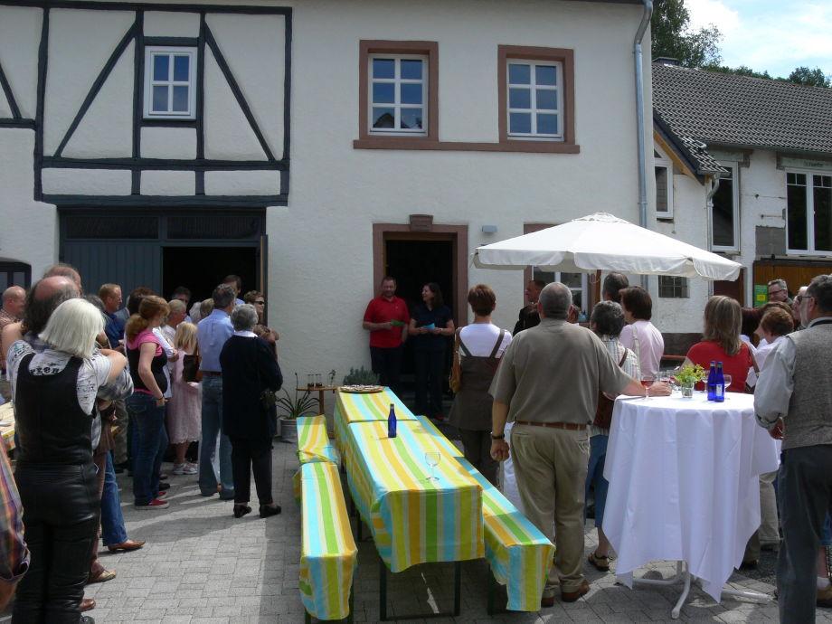 Ferienwohnung Bauernhaus in der Bachstraße