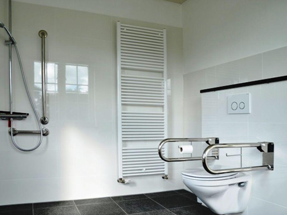 Holiday Apartment Börger Texel Ms Lucia Börger - Behinderten badezimmer