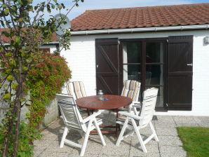 Ferienhaus Zeewind  Bredene - Belgische Küste