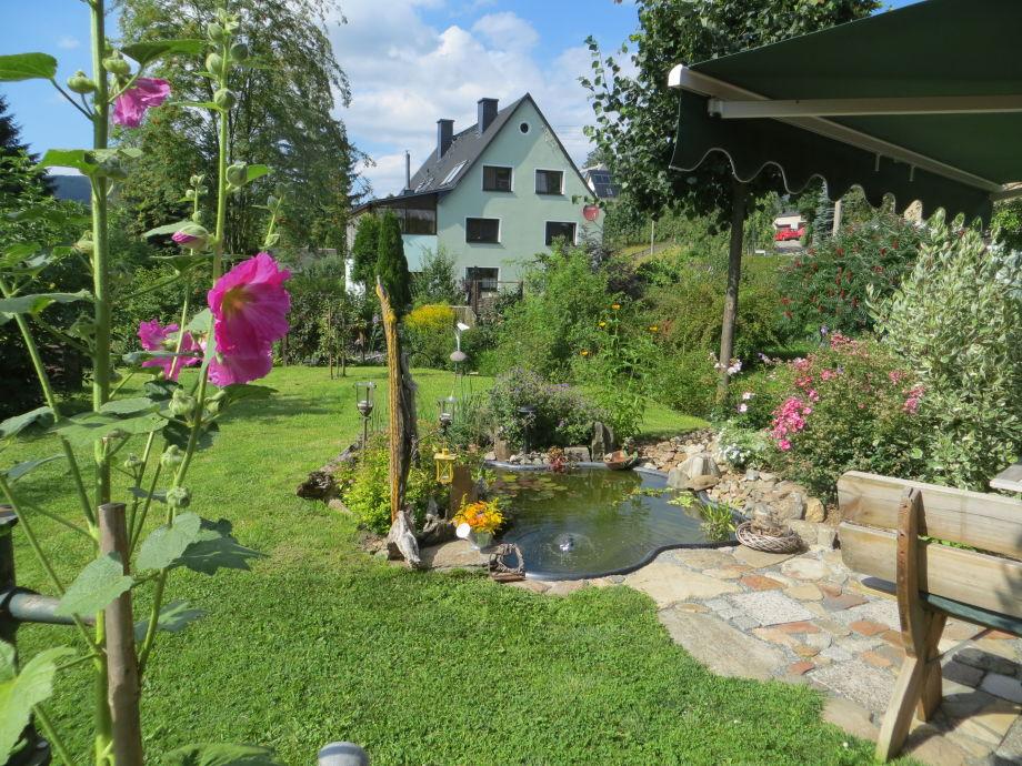 Außenaufnahme am Gebirgsbach