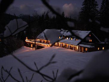 Ferienwohnung Berghaus Alpenland