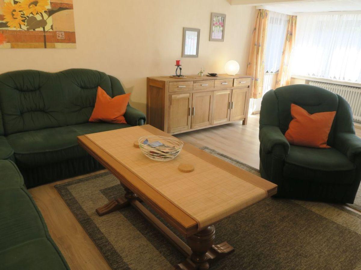 ferienwohnung im erdgescho des ferienhauses demberg. Black Bedroom Furniture Sets. Home Design Ideas