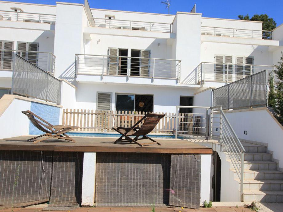 Außenansicht des Ferienhauses Vista Cala Ratjada