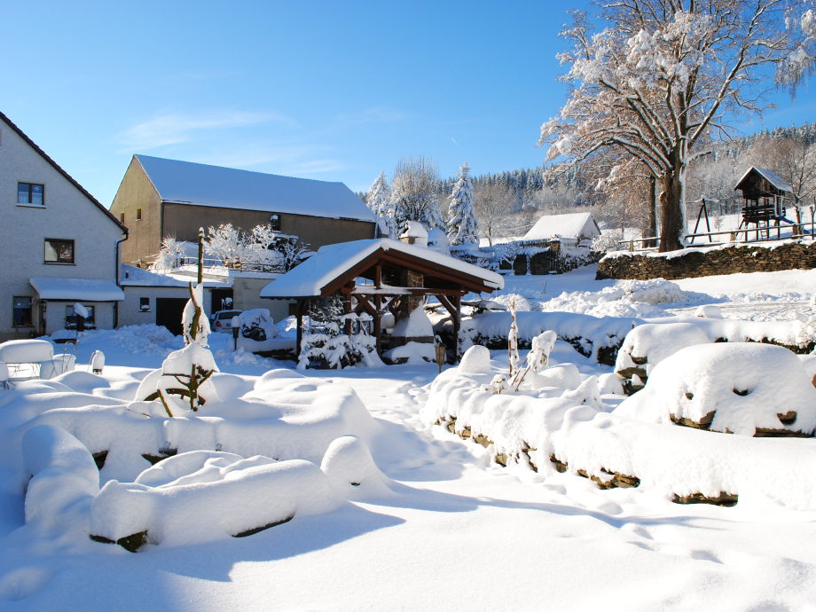 Winter Dezember 2012