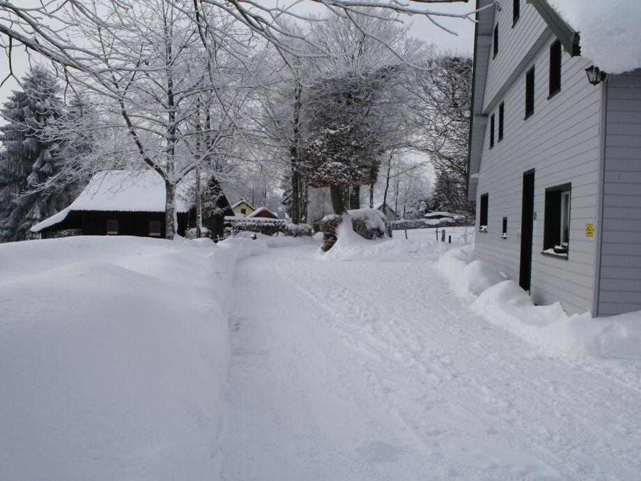 und im Winter - jede Jahreszeit hat ihren Reiz.