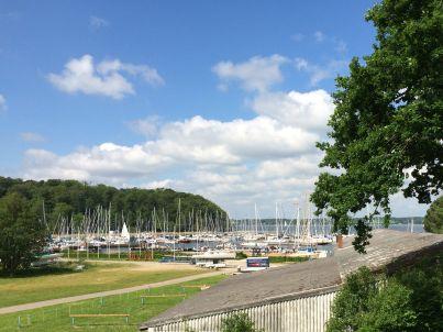 Yachthafen-Fördeblick