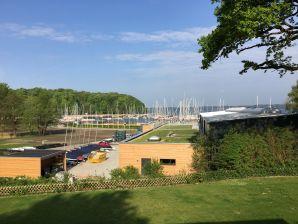 Ferienwohnung Yachthafen-Fördeblick
