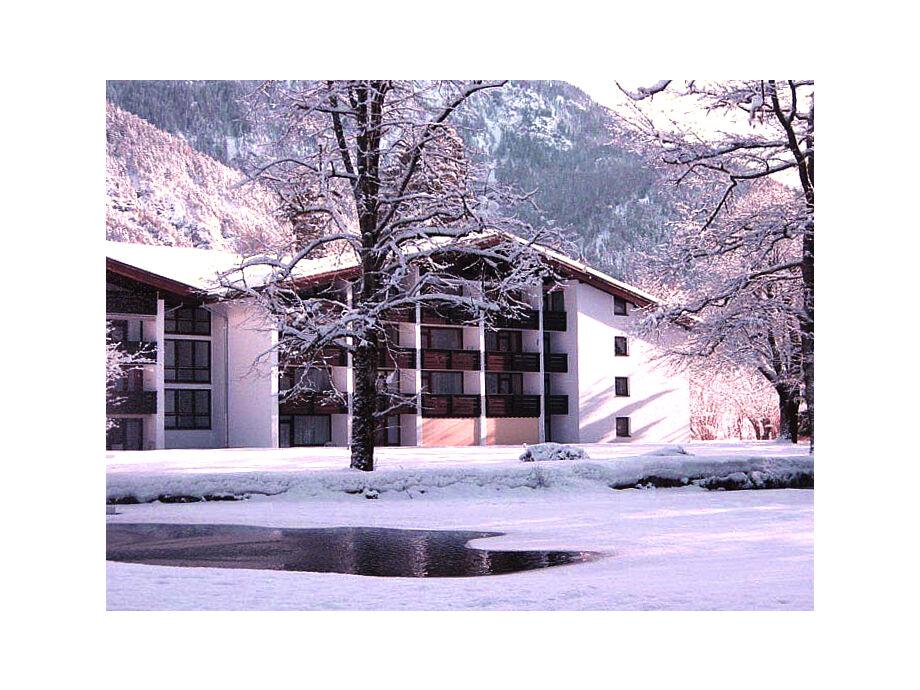 Winterurlaub im Appartementhaus