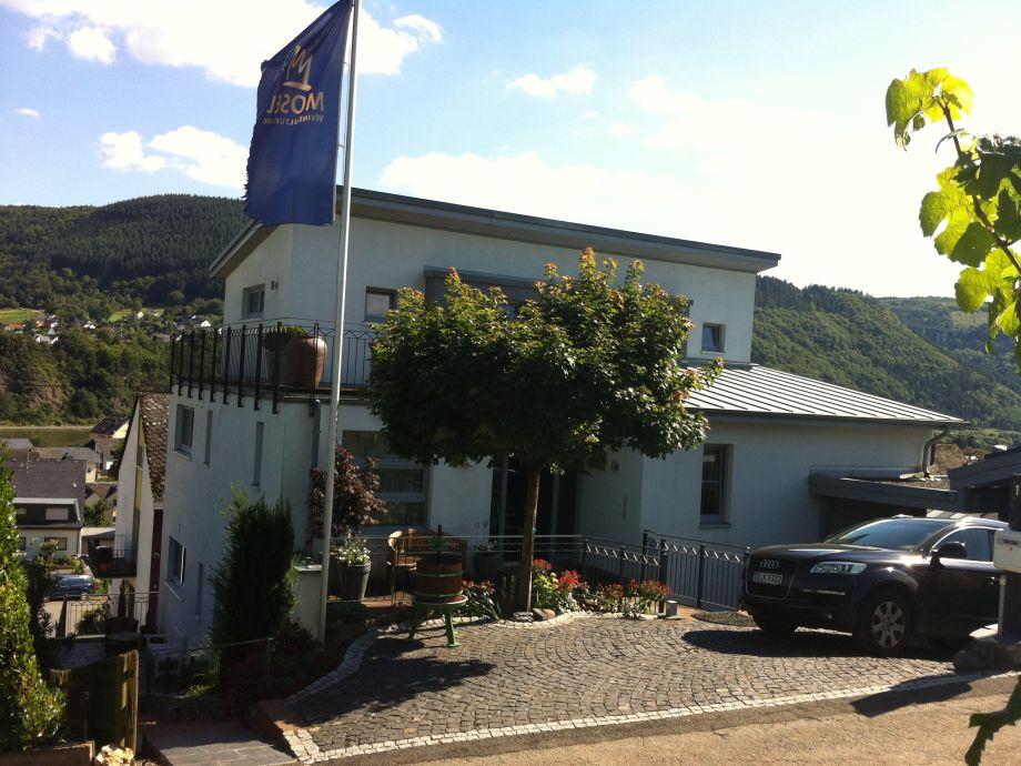 Ferienwohnung weingut luxus aparthotel olinger mehring for Appart hotel 45