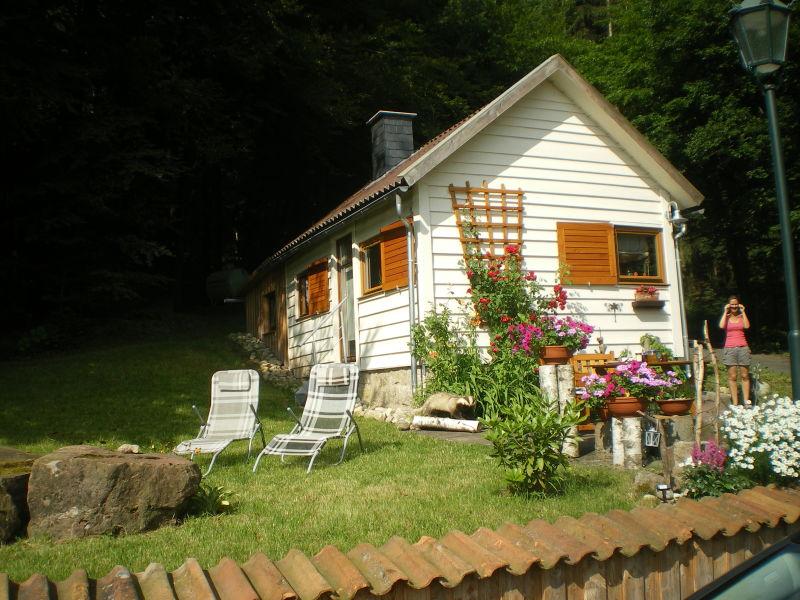 Ferienhaus Waldfrieden