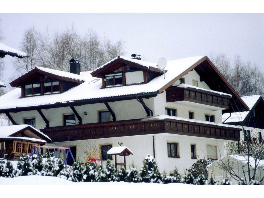 Haus Elfriede im Bayerischen Wald