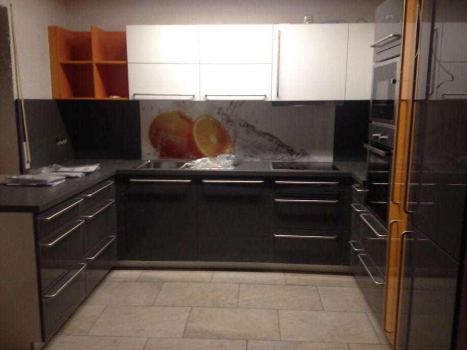 neue Küche von NOLTE