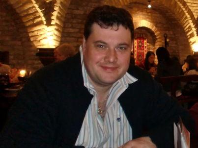 Your host Thorsten Geldmacher