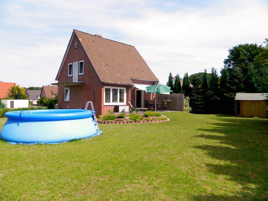 Schwimmingpool 4,5 x 1,2 m