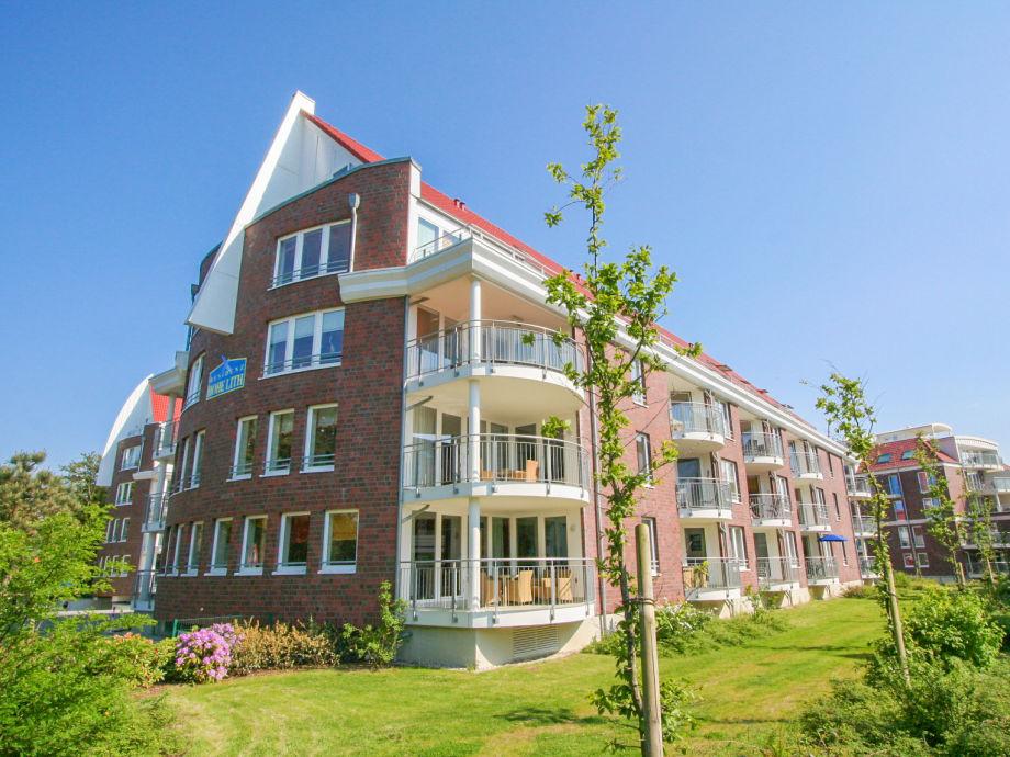 Außenaufnahme H&P in Cuxhaven
