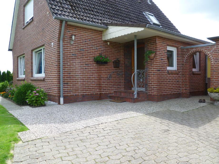 Ferienhaus Behrens Elbinsel Krautsand