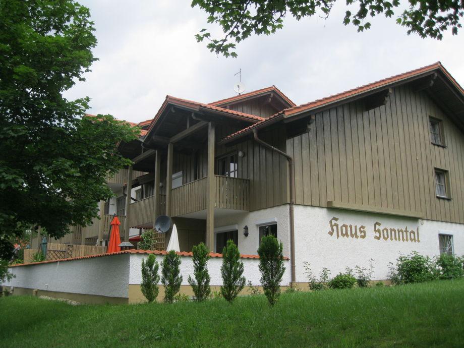 Willkommen im Haus Sonntal