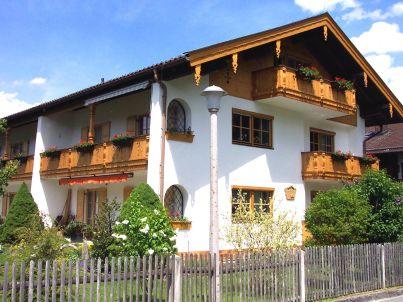 Arnika im Haus Arnspitzblick