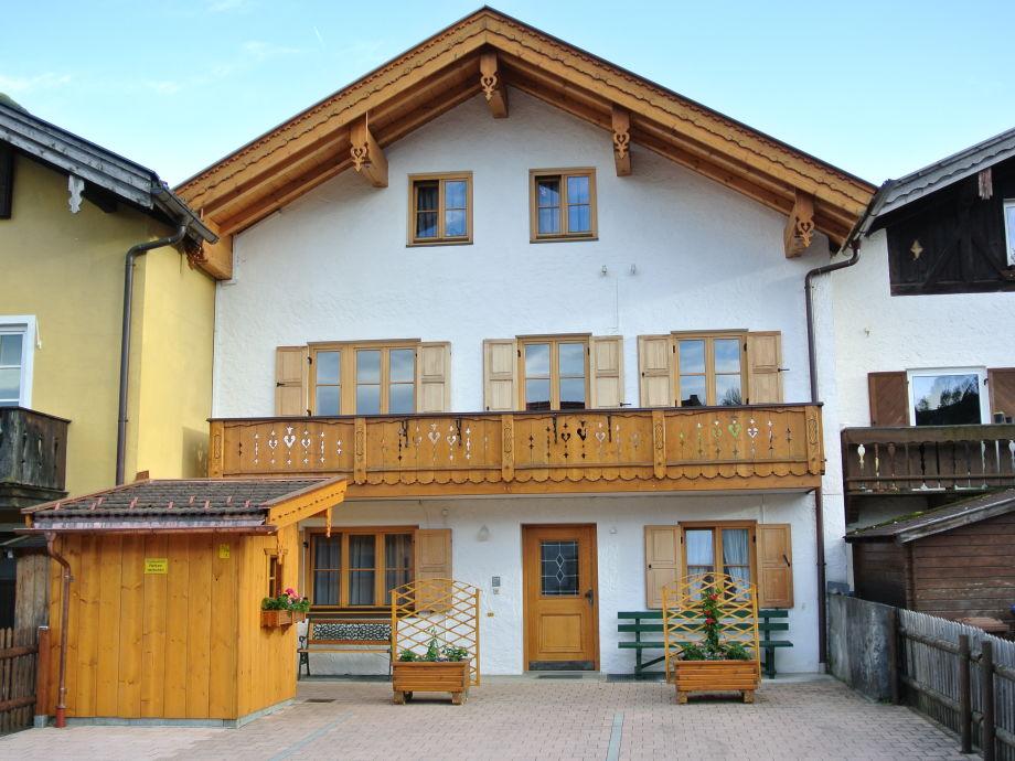 """Haus """"Am Untermarkt"""" Rückansicht"""