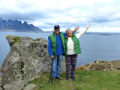 Ihr Gastgeber Hans und Bärbel Breitbart