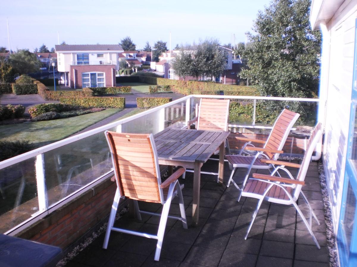 Villa Lisdodde 1 IJsselmeer Workum Familie Feije und
