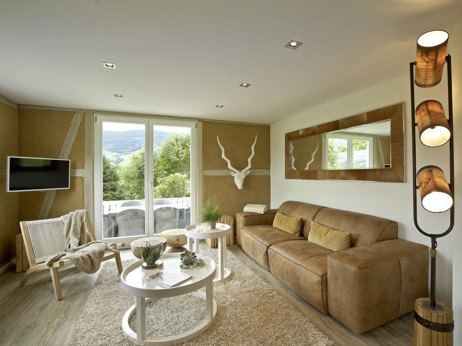 La Maison. Die Lounge