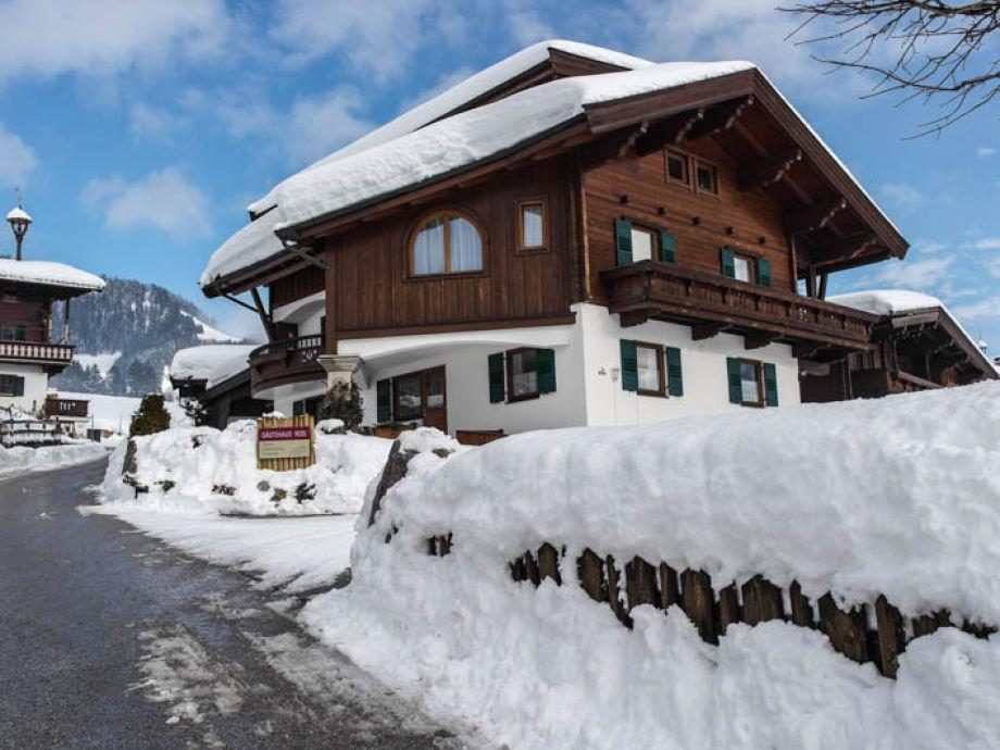 Gästehaus Rosi in Fieberbrunn