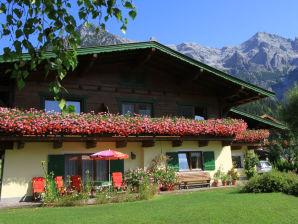 Ferienwohnung Eder in St. Ulrich am Pillersee
