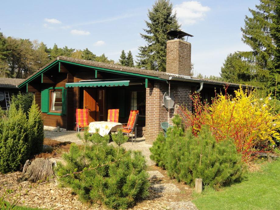 Blockhaus Sonnenseite