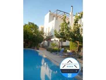 Jannis Ferienhaus mit Pool