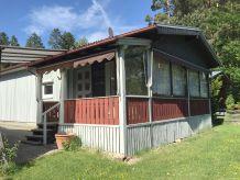 Ferienhaus Holz-Ferienhaus mit Wintergarten