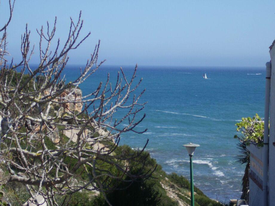 Blick auf s Meer