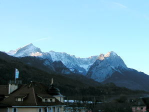 Holiday apartment Almrausch in Garmisch-Partenkirchen