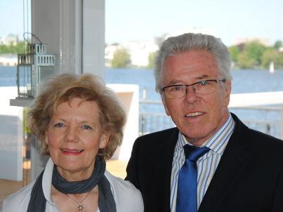 Ihr Gastgeber Karin und Klaus Bentin