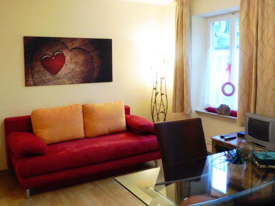 Wohnbereich  Wohnung -Kerner-