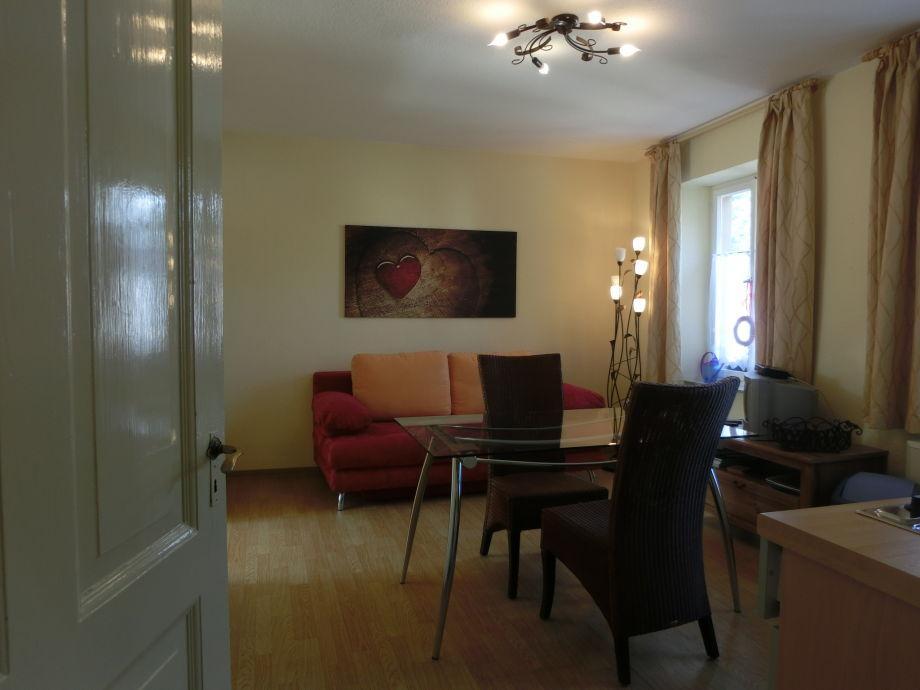Wohnzimmer Wohnung -Kerner-