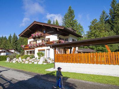 Ferienhaus Mitterhorn in St. Ulrich am Pillersee