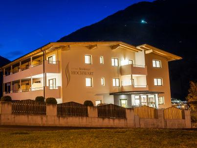 Bergpanorama - Residence Hochwart