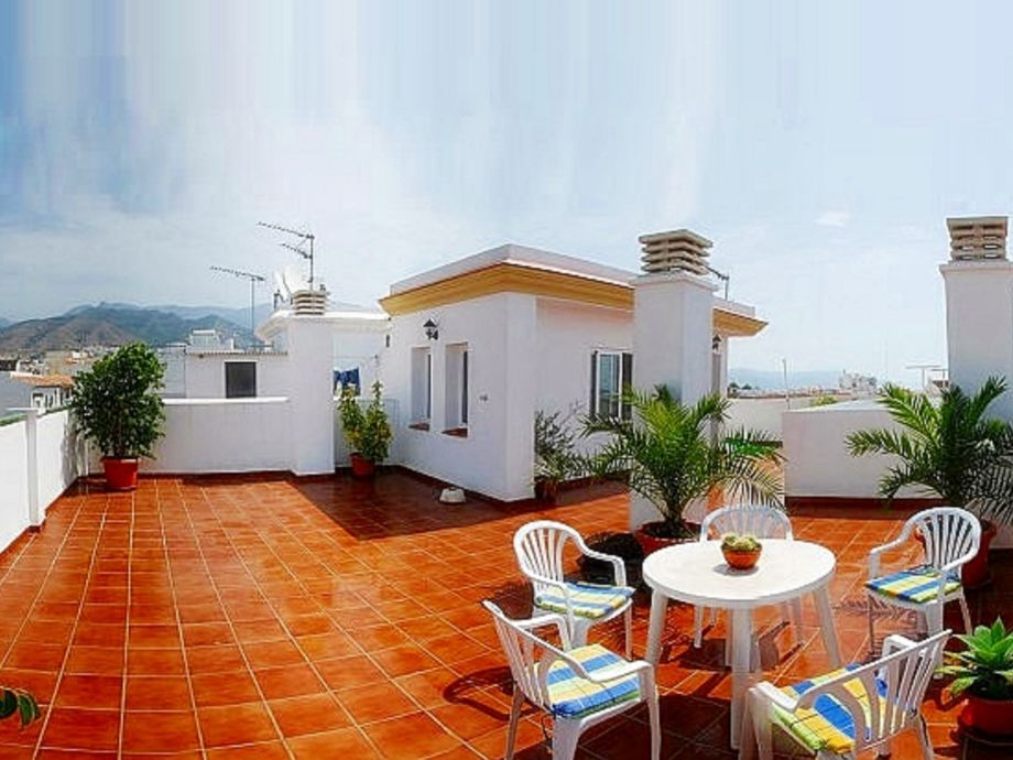 Terrace Apartment Holiday Nerja