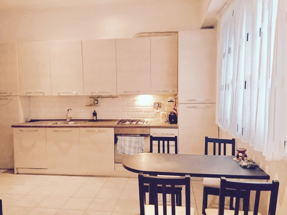 Ausstattung New and central appartment in Rome/Trastevere