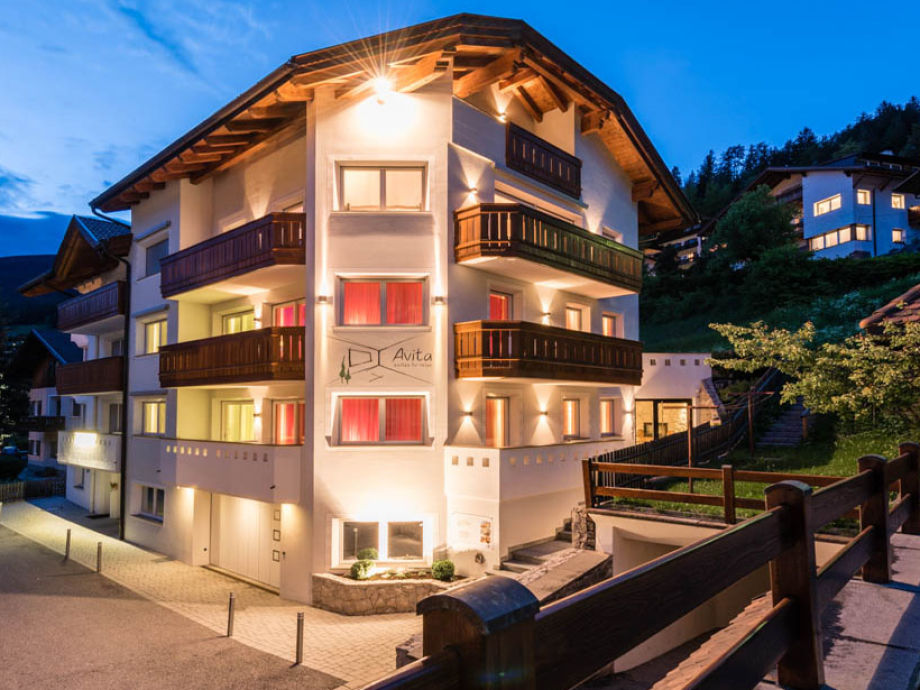 Avita - suites to relax in den Dolomiten